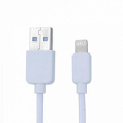 Кабель USB 2A MUJU MJ-55 (iPhone5/6/7) 1м