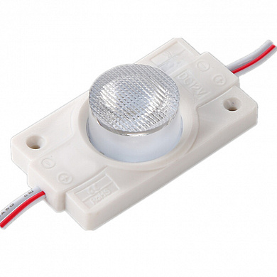 Модуль SMD 3535-1 Led 12V IP65 White 1,5W 130Lm