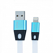 Кабель USB 3A MUJU MJ-26 (iPhone5/6/7) 1м